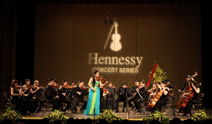Hennessy Concert 2016 impressive more than ever - ảnh 1