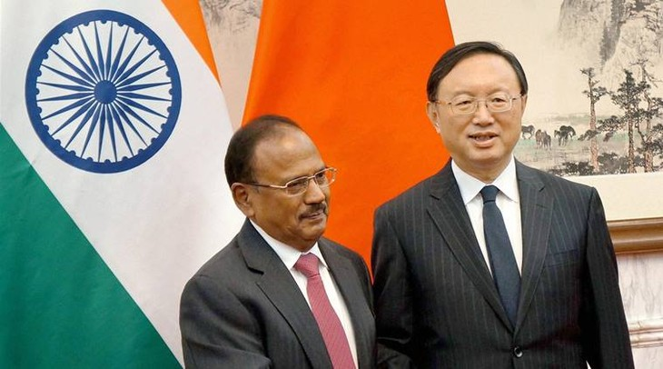 India, China boost for border dispute solution - ảnh 1
