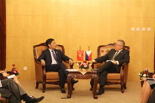Vietnam, the Philippines consider the extension of a rice trading agreement until 2020 - ảnh 1