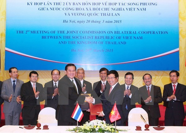Vietnam, Thailand celebrate 40th anniversary of diplomatic ties  - ảnh 1