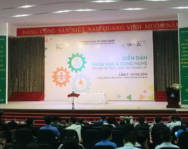 Science and technology forum for start-up companies - ảnh 1