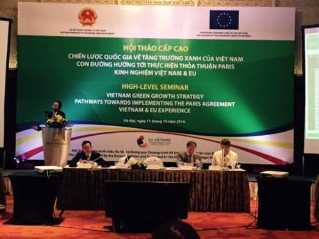 Vietnam's national green growth strategy - ảnh 1