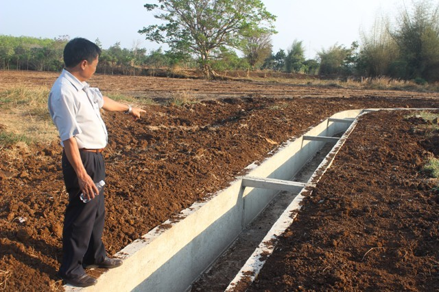 Communal fund builds houses for the poor - ảnh 2