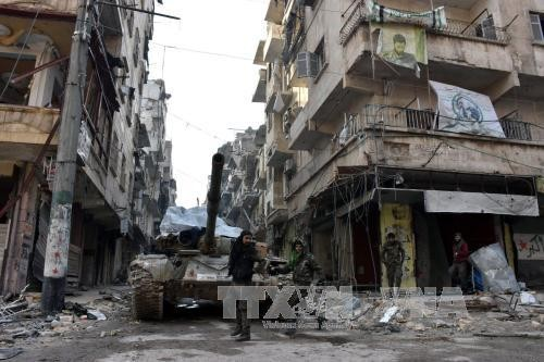 Factions in Syria accuse each other of ceasefire violations - ảnh 1