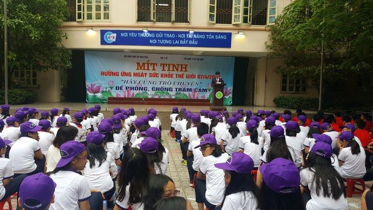 Meeting responds to World Health Day 2017 - ảnh 1