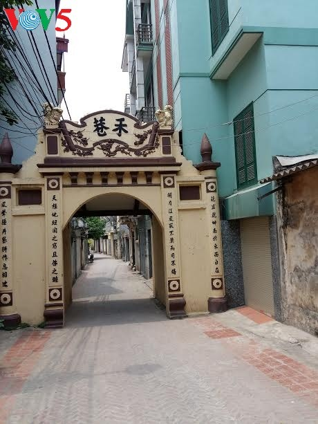 Dong Ngac, one of the oldest villages in Hanoi's suburb - ảnh 1