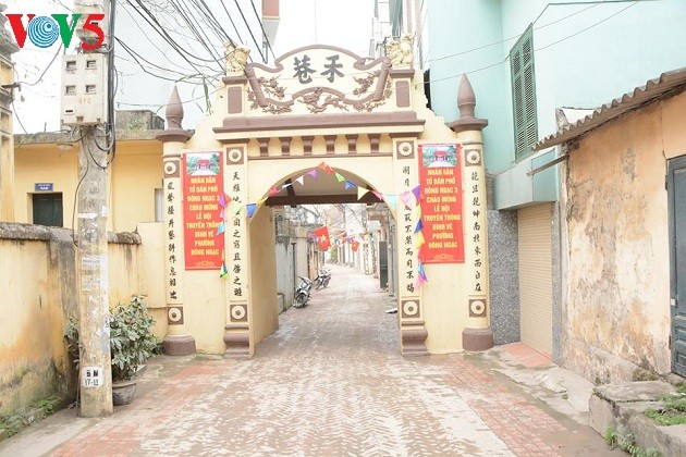 Dong Ngac, one of the oldest villages in Hanoi's suburb - ảnh 2
