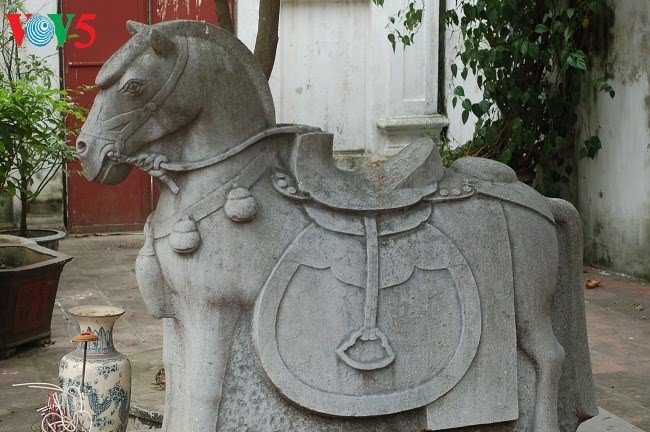 Ta Thanh Oai village boasts laureate tradition and literature  - ảnh 4