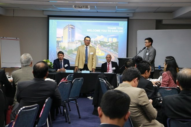 Vietnamese localities boost trade promotion - ảnh 2