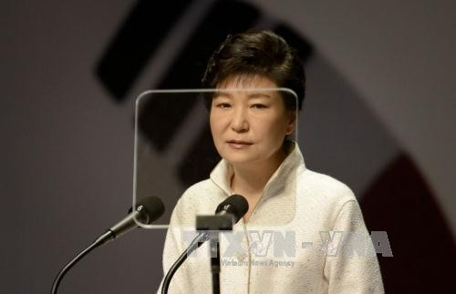 S.Korean prosecutors want longer detention of ex-President - ảnh 1