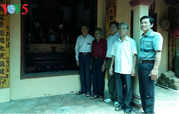 Canh Hoach, the village of two top doctorate winners - ảnh 2