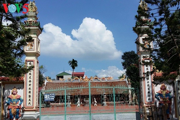 Canh Hoach, the village of two top doctorate winners - ảnh 3
