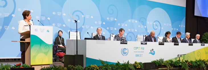 COP23: 195 countries ready to realize Paris Agreement on Climate Change - ảnh 1