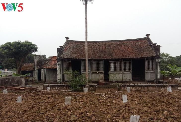 Vu Dai village proud of its native son, writer Nam Cao - ảnh 2