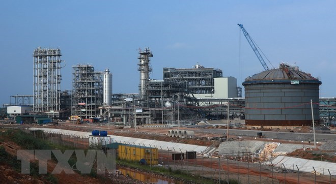 Nghi Son refinery ships first commercial product - ảnh 1