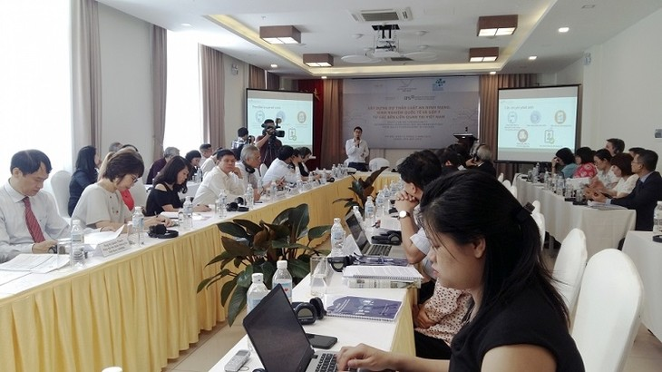 Draft law on cyber security discussed - ảnh 1
