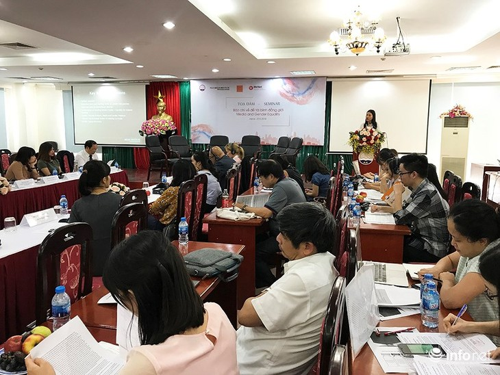 Communications improve public awareness of gender equality - ảnh 1