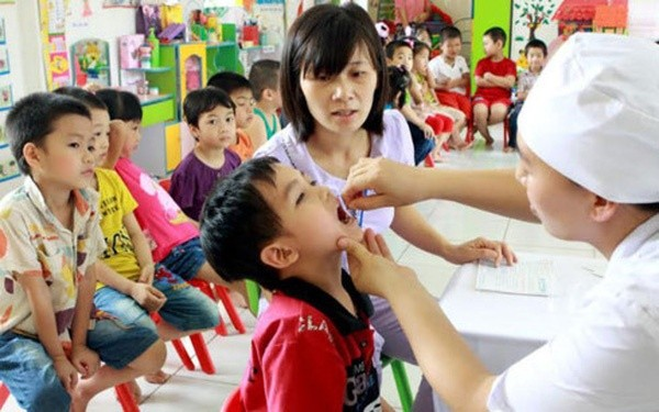 Activities held for International Children's Day, Action Month  - ảnh 1