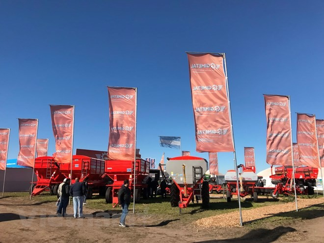 Vietnam attend biggest agricultural fair in Argentina - ảnh 1