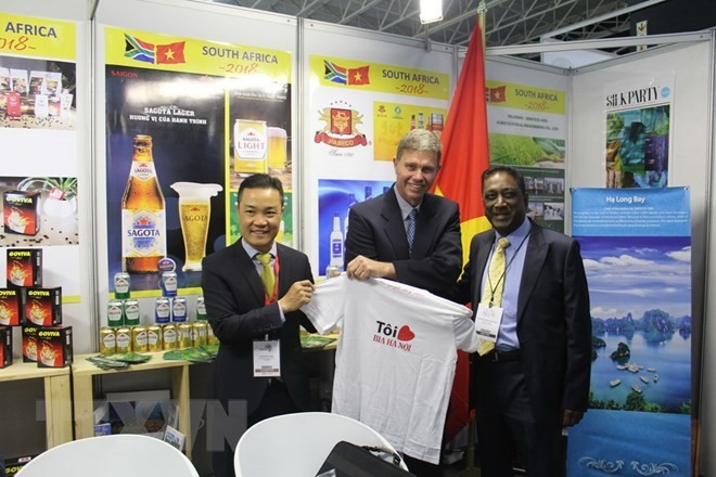 Vietnam seeks export opportunities at int'l trade fair in South Africa - ảnh 1