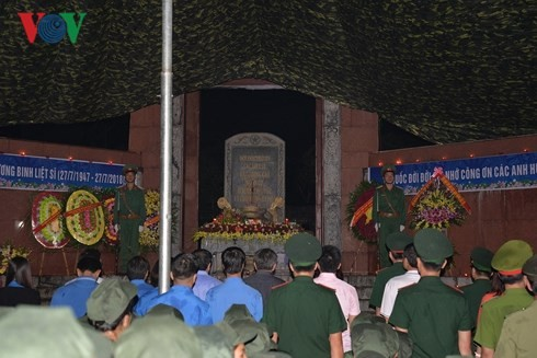 "War Invalids and Martyrs Day honors tradition of ""When drinking water, remember its source""  - ảnh 1"