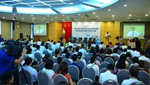 Forum seeks solutions to credit shortage for SMEs - ảnh 1