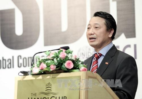 帮助越南企业实现可持续发展目标 - ảnh 1
