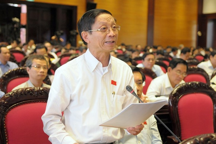 越南国会代表希望阮春福总理能展现政府首脑的本领 - ảnh 3