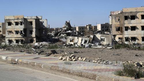 伊拉克巴格达发生连环爆炸事件造成50多人伤亡 - ảnh 1
