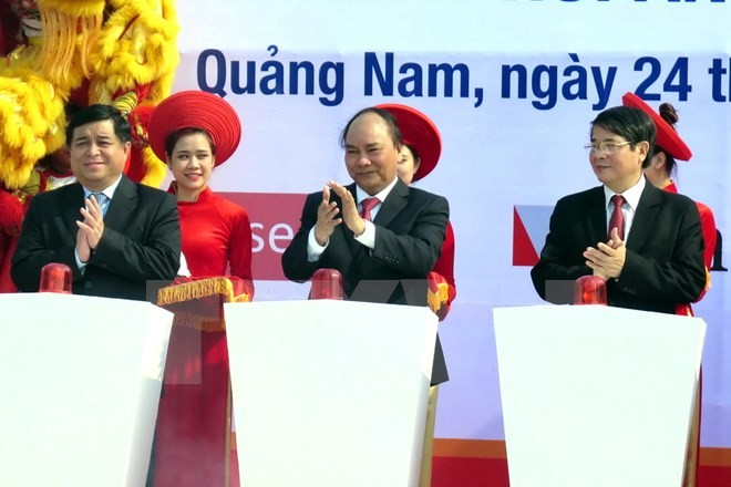越南政府承诺保障稳定的投资环境 - ảnh 1
