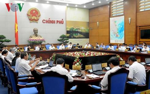 越南政府讨论2015年版《刑法修正案(草案)》 - ảnh 1
