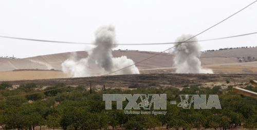 以色列空袭叙利亚军队 - ảnh 1