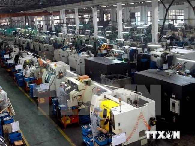 今年头8个月越南工业生产指数同比增长近7% - ảnh 1