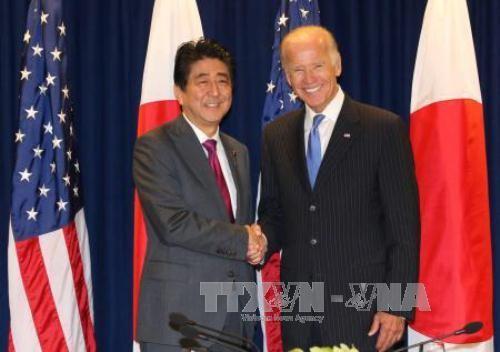 日本和美国同意推动实施《跨太平洋伙伴关系协定》 - ảnh 1