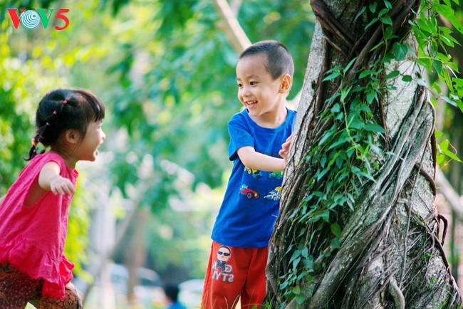 Hồn nhiên trẻ thơ - ảnh 2