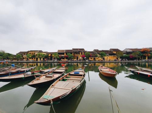 Vẻ đẹp Hội An dưới góc nhìn travel blogger Thái Lan - ảnh 2