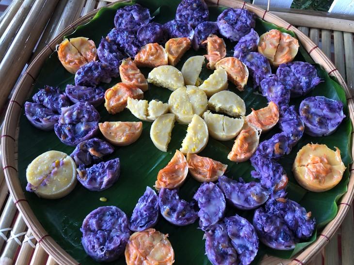 Rực rỡ sắc màu Lễ hội bánh dân gian Nam Bộ năm 2019 - ảnh 20