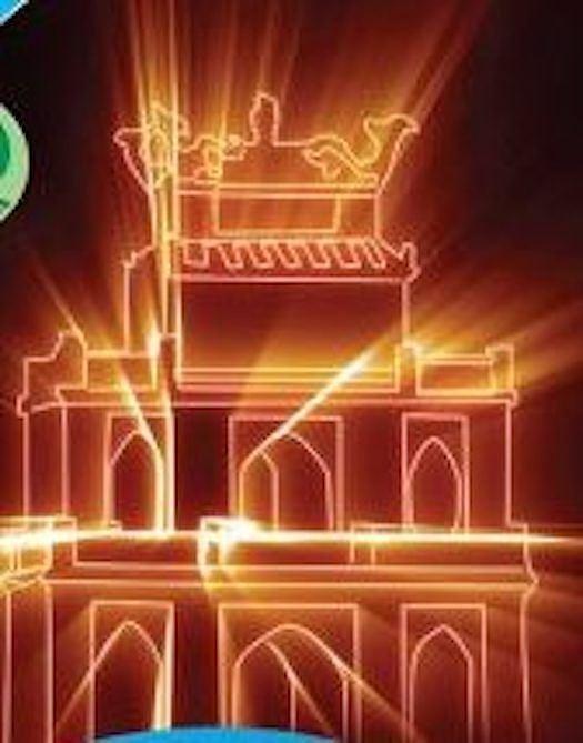 Dịp lễ 30/4, Laser show màn hình nước 3D chính thức có mặt tại Việt Nam - ảnh 3