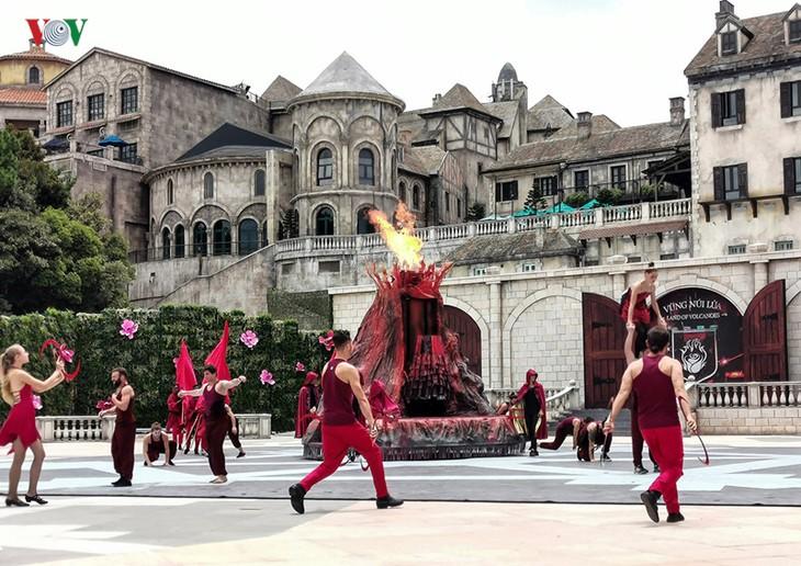 Vũ hội Ánh dương: Show diễn đẳng cấp quốc tế đầu tiên tại Đà Nẵng - ảnh 11