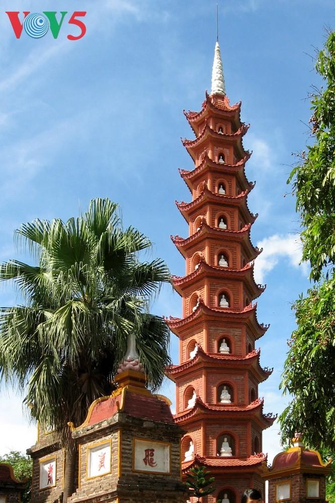 Chùa Trấn Quốc lọt vào top 10 ngôi chùa đẹp nhất thế giới - ảnh 6