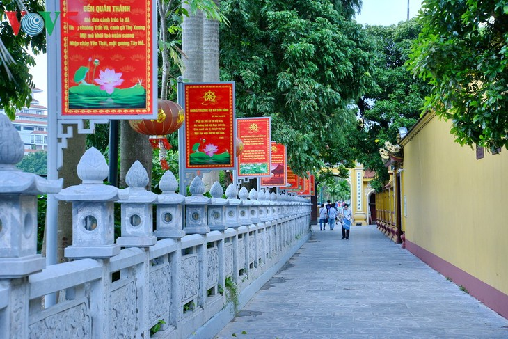Chùa Trấn Quốc lọt vào top 10 ngôi chùa đẹp nhất thế giới - ảnh 13