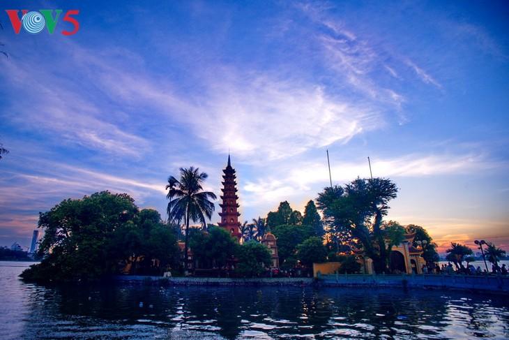Chùa Trấn Quốc lọt vào top 10 ngôi chùa đẹp nhất thế giới - ảnh 14