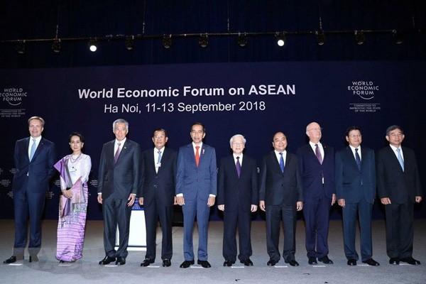 Những dấu mốc quan trọng Việt Nam - ASEAN - ảnh 10