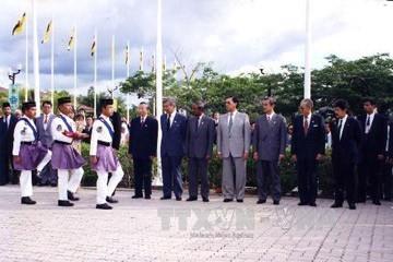 Những dấu mốc quan trọng Việt Nam - ASEAN - ảnh 1