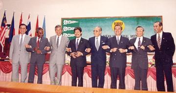 Những dấu mốc quan trọng Việt Nam - ASEAN - ảnh 2