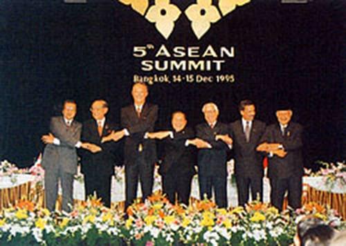 Những dấu mốc quan trọng Việt Nam - ASEAN - ảnh 3