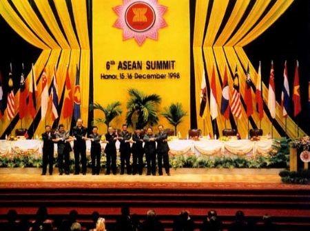 Những dấu mốc quan trọng Việt Nam - ASEAN - ảnh 4