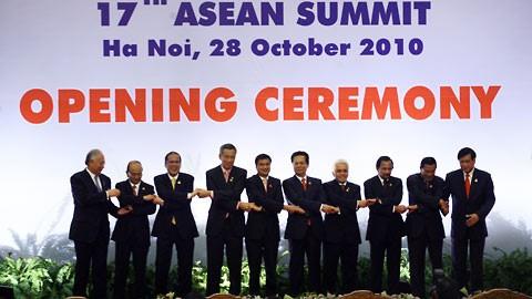 Những dấu mốc quan trọng Việt Nam - ASEAN - ảnh 5