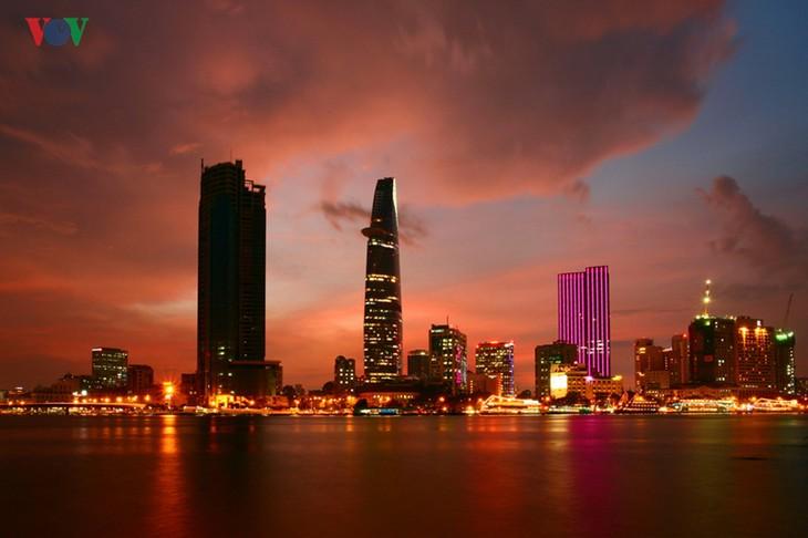 Ấn tượng vẻ đẹp sông nước của thành phố Hồ Chí Minh - ảnh 3