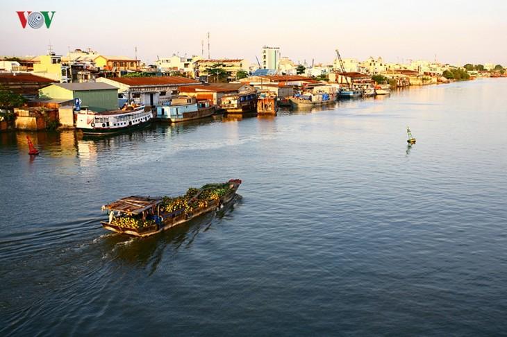 Ấn tượng vẻ đẹp sông nước của thành phố Hồ Chí Minh - ảnh 4